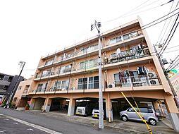 東京都世田谷区経堂5丁目の賃貸マンションの外観
