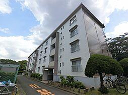千葉県成田市中台3丁目の賃貸マンションの外観