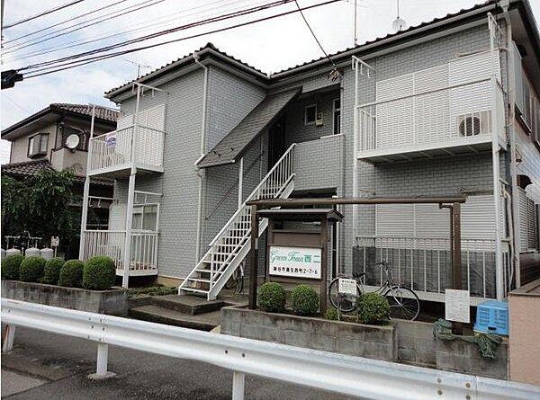 グリーンタウン西2 1階の賃貸【埼玉県 / 越谷市】