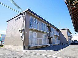 奈良県奈良市宝来3丁目の賃貸アパートの外観