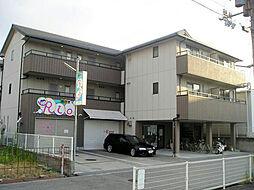 マンションニューハマIII B棟[3階]の外観