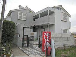 YOUハウス[2階]の外観
