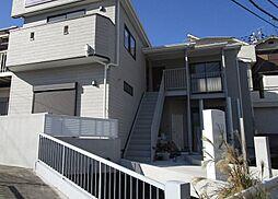兵庫県神戸市垂水区五色山7丁目の賃貸アパートの外観