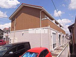[テラスハウス] 愛知県安城市赤松町新屋敷 の賃貸【/】の外観