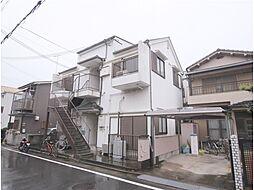 兵庫県神戸市垂水区馬場通の賃貸アパートの外観