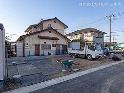 土地(北朝霞駅からバス利用、100.09m²、3,180万円)