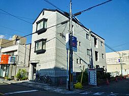 滋賀県大津市晴嵐1丁目の賃貸マンションの外観