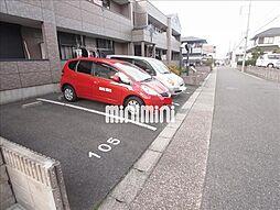 グリーンワイズの駐車場