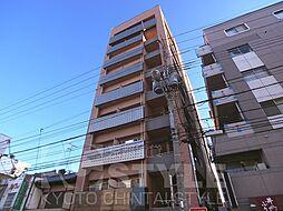 西院くめマンション[305号室]の外観