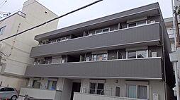 大阪府大阪市東成区神路3丁目の賃貸アパートの外観