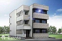 愛知県名古屋市守山区幸心2丁目の賃貸アパートの外観