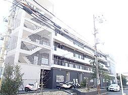 松栄畷ハイツ[1階]の外観