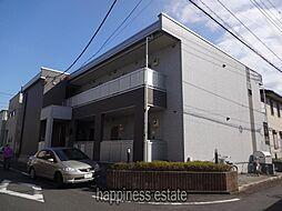 神奈川県相模原市南区東林間4の賃貸マンションの外観