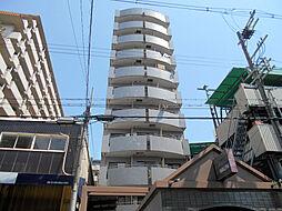 シャンクレール南堀江[3階]の外観