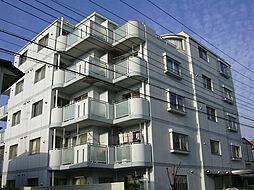 芦屋東パークハイツ[3階]の外観