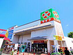 東京都練馬区三原台3丁目の賃貸マンションの外観