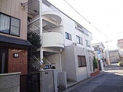 大阪府守口市大枝東町の賃貸マンションの外観
