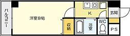 ニューライフ園田[2階]の間取り
