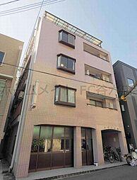 大阪府大阪市中央区上町1丁目の賃貸マンションの外観