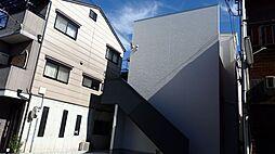 大阪府大阪市生野区田島2丁目の賃貸アパートの外観