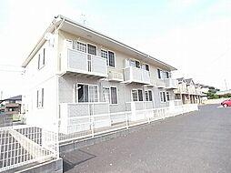 千葉県野田市堤台の賃貸マンションの外観