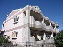 プリベール花尻[1階]の外観