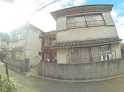 大阪府池田市井口堂2丁目の賃貸アパートの外観