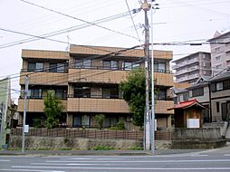 兵庫県川西市東畦野2丁目の賃貸アパートの外観