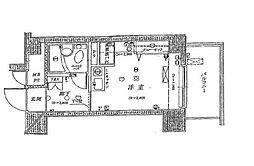 日神パレステージ蒔田公園[5階]の間取り