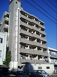 東京都江戸川区東葛西6の賃貸マンションの外観