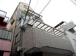 東京都豊島区南長崎2丁目の賃貸マンションの外観