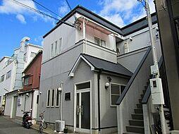兵庫県神戸市中央区東雲通2丁目の賃貸アパートの外観