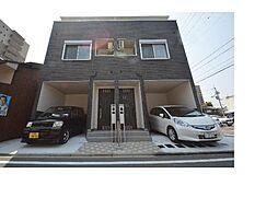 [テラスハウス] 愛知県名古屋市中区正木1丁目 の賃貸【/】の外観