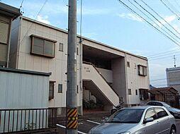 グレース富士[203号室]の外観
