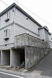 メモリー天神山第二A棟[1階]の外観