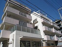 プラムハイツ本山[403号室]の外観
