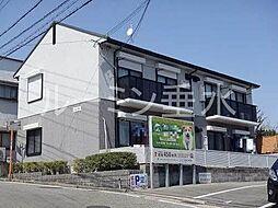 兵庫県神戸市垂水区仲田1丁目の賃貸アパートの外観