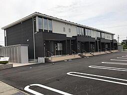 木更津市金田東1丁目新築アパート[206号室]の外観