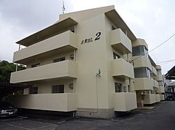 古賀第2ビル[203号室]の外観