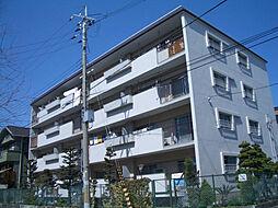 加島第1マンション[402号室]の外観