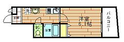 メゾンナカムラ 北堀江[9階]の外観