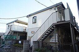 千葉県千葉市花見川区幕張本郷6丁目の賃貸アパートの外観