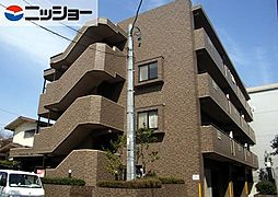 グランディアム香坂[4階]の外観