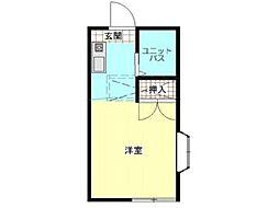 サンシティ稲田堤第4[2階]の間取り