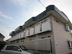 愛知県愛知郡東郷町御岳1丁目の賃貸アパートの外観