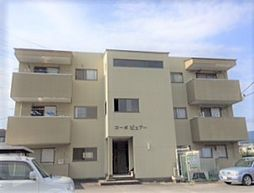 静岡県駿東郡長泉町上土狩の賃貸アパートの外観
