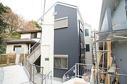 神奈川県横浜市南区永田東3の賃貸アパートの外観
