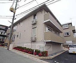 JR奈良線 JR藤森駅 徒歩7分の賃貸アパート