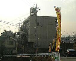 富士ハイツ[202号室]の外観
