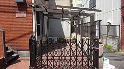 目黒区目黒本町1丁目の平置き駐車場